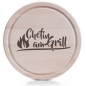 "Mobile Preview: Brotzeit-Teller ""Chefin am Grill"""