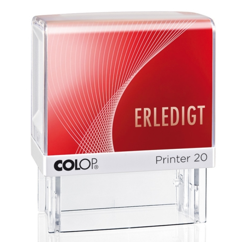 Colop Printer 20 mit Standardtexten